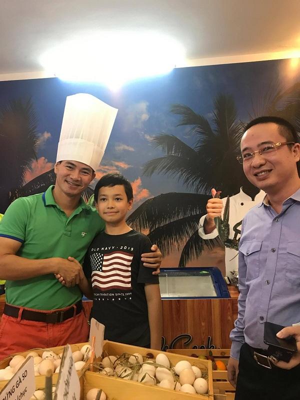 Nghệ sĩ Xuân Bắc hào hứng tham gia lễ khai trương cửa hàng thực phẩm hữu cơ Smile Cook - Ảnh 15.