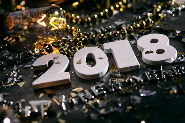 Bộ ảnh đẹp Chúc mừng năm mới 2018 trên mạng xã hội - Ảnh 14.