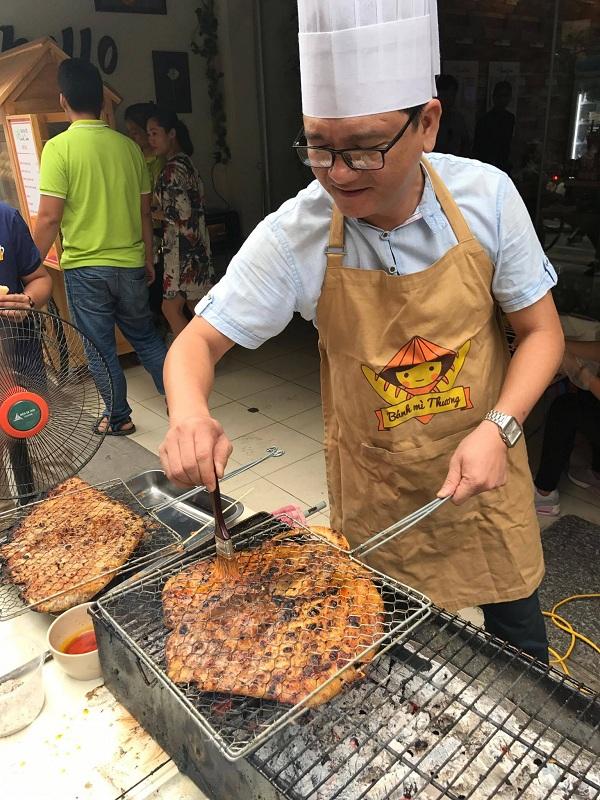 Nghệ sĩ Xuân Bắc hào hứng tham gia lễ khai trương cửa hàng thực phẩm hữu cơ Smile Cook - Ảnh 18.