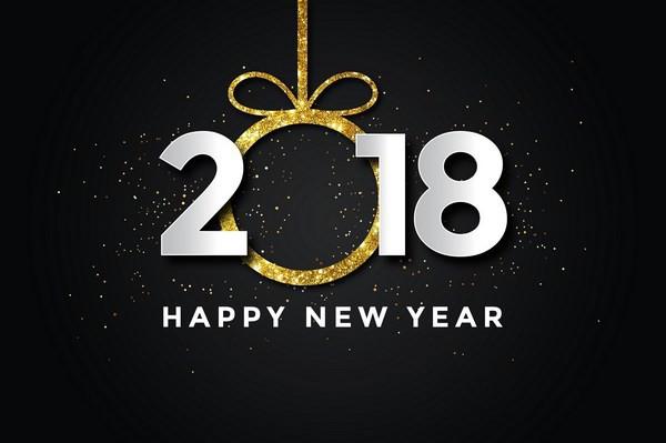 Bộ ảnh đẹp Chúc mừng năm mới 2018 trên mạng xã hội - Ảnh 16.
