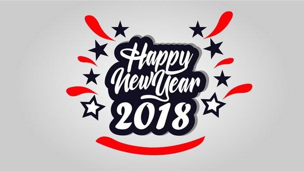 Bộ ảnh đẹp Chúc mừng năm mới 2018 trên mạng xã hội - Ảnh 17.