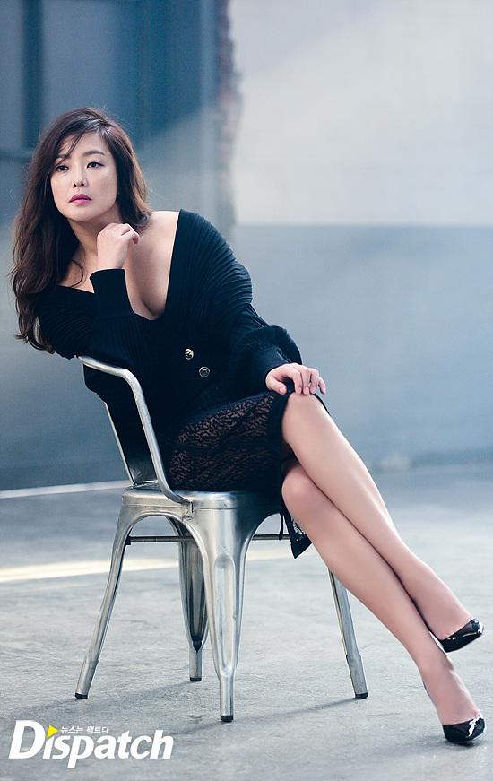 Bước sang tuổi 40, thật khó tin là Kim Hee Sun còn quyến rũ như thế này! - Ảnh 15.