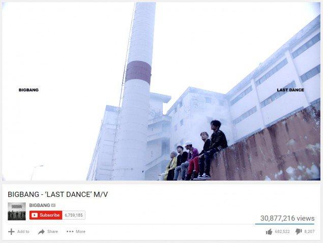 MV mới của Big Bang cán mốc 50 triệu lượt xem trên Youtube - Ảnh 2.