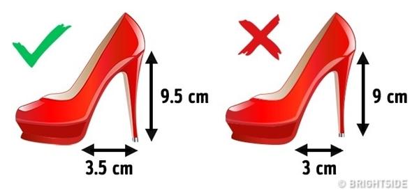 Bỏ túi mẹo hay giúp các yêu nữ hàng hiệu có đôi giày hoàn hảo - Ảnh 3.