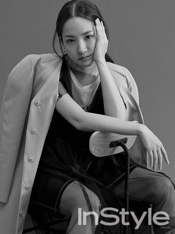 Park Min Young sang chảnh trên tạp chí - Ảnh 3.