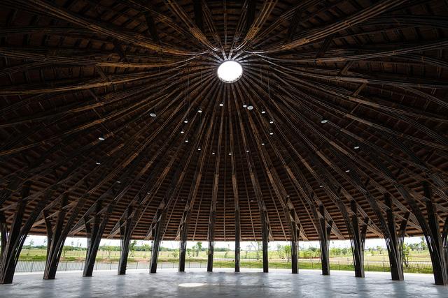Kiến trúc sư Võ Trọng Nghĩa đoạt 5 giải kiến trúc xanh ở Mỹ - Ảnh 3.