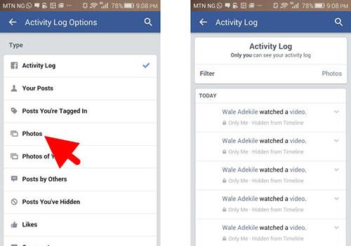 Tìm kiếm các bài đăng cũ trên dòng thời gian của Facebook - Ảnh 3.