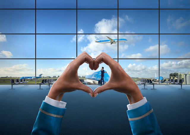 Tại sao nội thất bên trong máy bay hầu hết đều thiết kế màu xanh? - Ảnh 3.