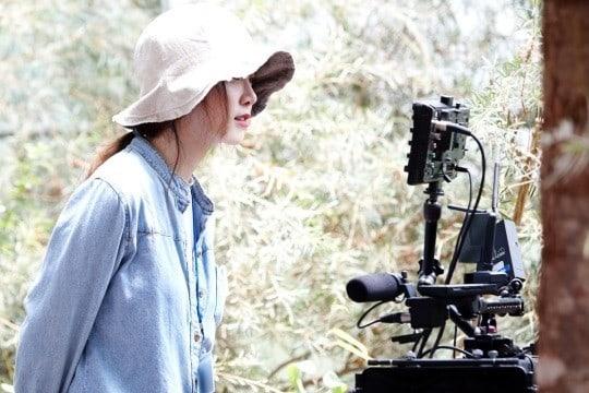 Nàng cỏ Goo Hye Sun tiếp tục ra mắt phim ngắn mới - Ảnh 3.