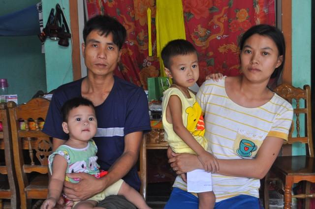 Đau xót hoàn cảnh của cháu bé 3 tuổi mắc bệnh u lao màng não - Ảnh 3.