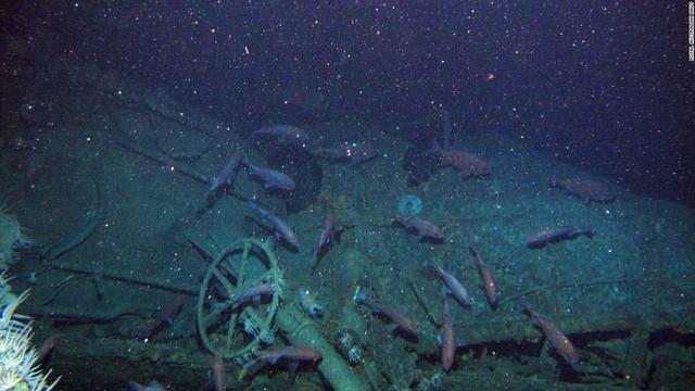 Tìm thấy con tàu 800 tấn mất tích bí ẩn dưới đáy đại dương hơn 1 thế kỷ - ảnh 2