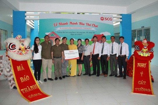 Xây dựng sân chơi chất lượng cao cho trẻ em tại tỉnh Bà Rịa - Vũng Tàu  - Ảnh 2.