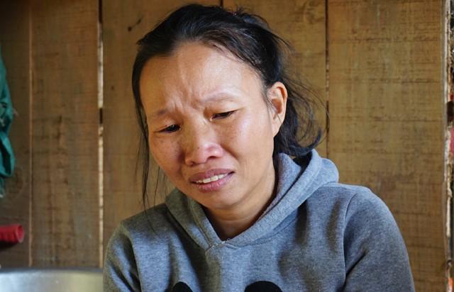 Người mẹ nghẹn ngào trước cảnh con mắc bệnh tim, chồng ung thư chờ chết - Ảnh 3.