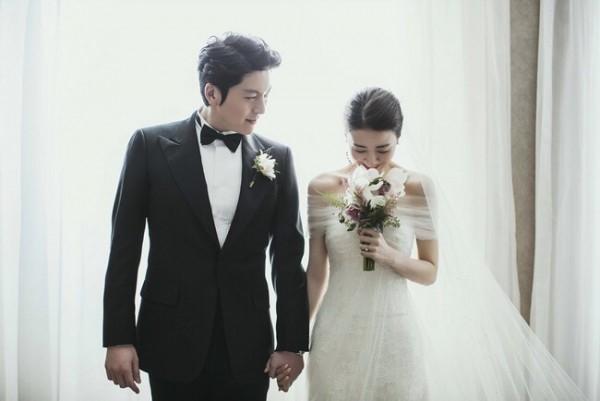 Hé lộ hình ảnh hiếm hoi từ đám cưới của Lưu Diệc Phi Hàn Quốc - Ảnh 4.