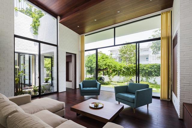 Kiến trúc sư Võ Trọng Nghĩa đoạt 5 giải kiến trúc xanh ở Mỹ - Ảnh 4.