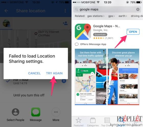 Mẹo chia sẻ vị trí theo thời gian thực trên Google Maps - Ảnh 4.