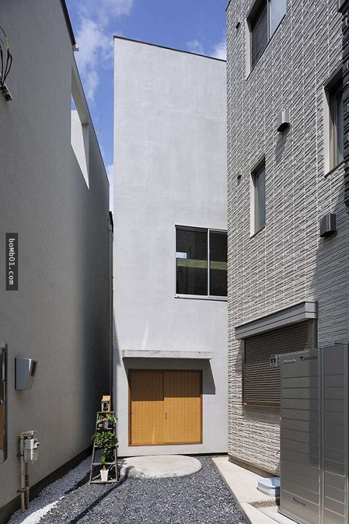 Độc đáo ngôi nhà được thiết kế kỳ lạ, không tường, không cầu thang - Ảnh 4.