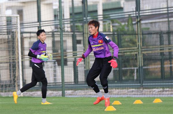 Đội tuyển nữ Việt Nam tập trung rèn thể lực - Ảnh 3.