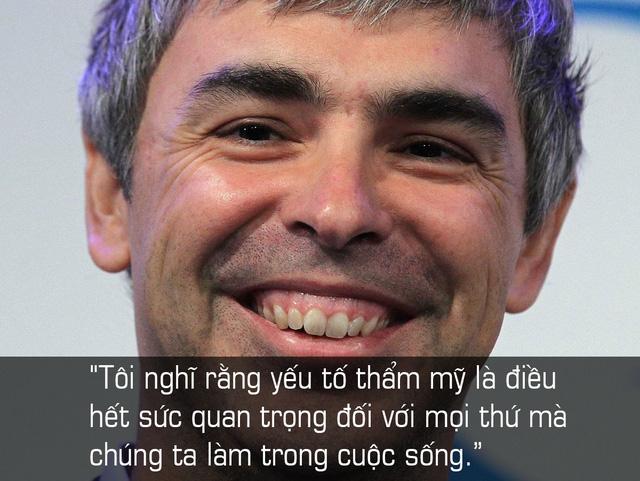10 câu nói cho thấy bộ óc thiên tài của ông chủ Google - Ảnh 3.