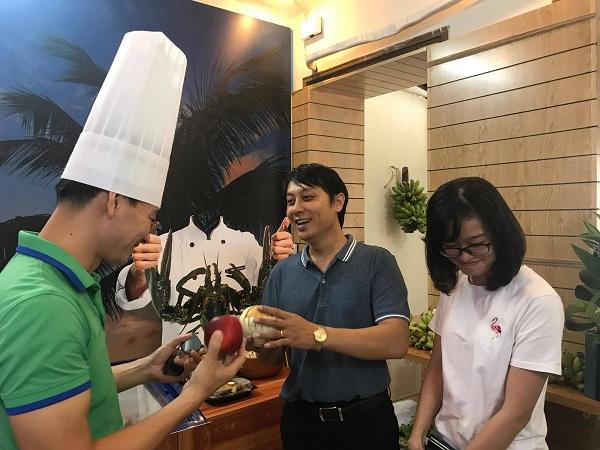 Nghệ sĩ Xuân Bắc hào hứng tham gia lễ khai trương cửa hàng thực phẩm hữu cơ Smile Cook - Ảnh 6.
