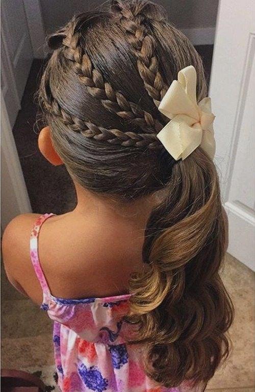 Những kiểu tóc tết đáng yêu cho bé gái đi chơi dịp Tết Dương lịch 2018 - Ảnh 5.