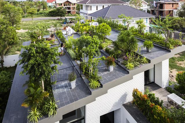 Kiến trúc sư Võ Trọng Nghĩa đoạt 5 giải kiến trúc xanh ở Mỹ - Ảnh 5.