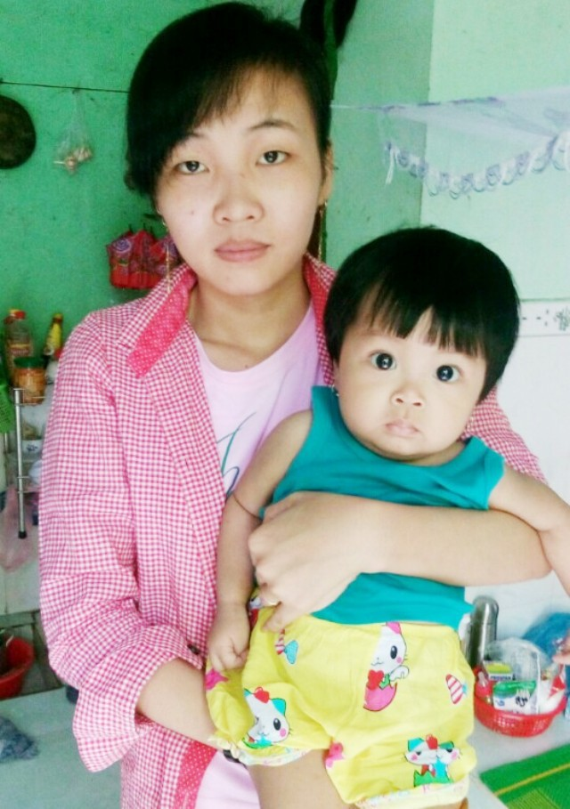 Thương bé 9 tháng tuổi bụ bẫm mắc bệnh ung thư máu - Ảnh 5.