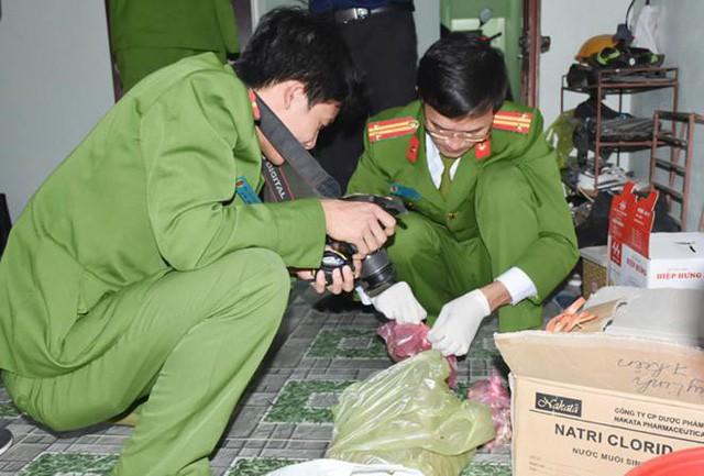 Vụ bé 20 ngày tuổi bị sát hại tại Thanh Hóa: Tử vong do bị chặn đường hô hấp trên - Ảnh 6.