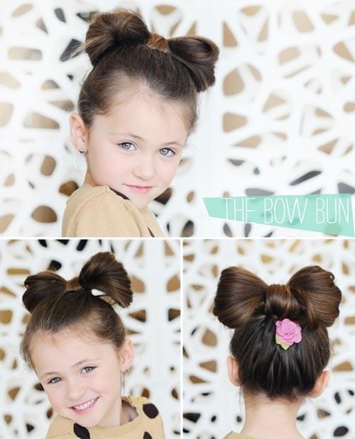 Những kiểu tóc tết đáng yêu cho bé gái đi chơi dịp Tết Dương lịch 2018 - Ảnh 6.