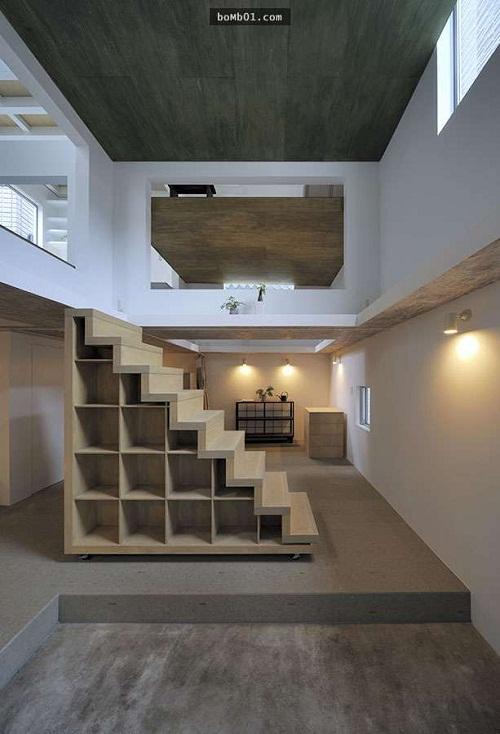 Độc đáo ngôi nhà được thiết kế kỳ lạ, không tường, không cầu thang - Ảnh 6.