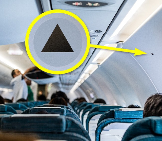 Những thứ hay ho trên máy bay ít hành khách ngờ tới - Ảnh 6.