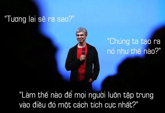 10 câu nói cho thấy bộ óc thiên tài của ông chủ Google - Ảnh 5.