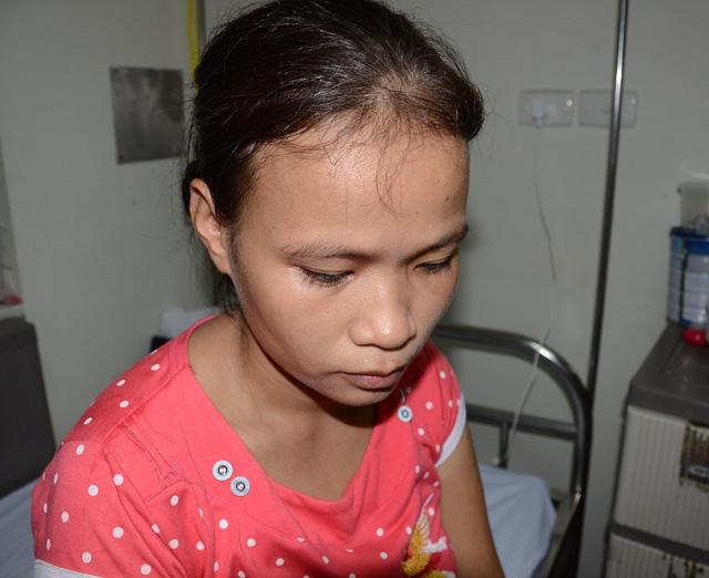 Tiếng khóc xé lòng của bé 11 tháng tuổi mắc ung thư máu cấp lai tủy - Ảnh 6.