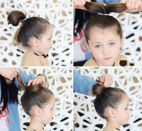 Những kiểu tóc tết đáng yêu cho bé gái đi chơi dịp Tết Dương lịch 2018 - Ảnh 7.
