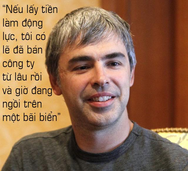 10 câu nói cho thấy bộ óc thiên tài của ông chủ Google - Ảnh 6.
