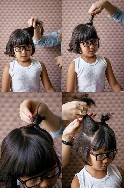 Những kiểu tóc tết đáng yêu cho bé gái đi chơi dịp Tết Dương lịch 2018 - Ảnh 8.