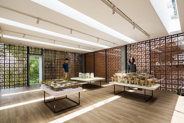 Kiến trúc sư Võ Trọng Nghĩa đoạt 5 giải kiến trúc xanh ở Mỹ - Ảnh 8.