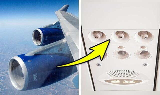 Những thứ hay ho trên máy bay ít hành khách ngờ tới - Ảnh 8.