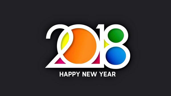 Bộ ảnh đẹp Chúc mừng năm mới 2018 trên mạng xã hội - Ảnh 8.