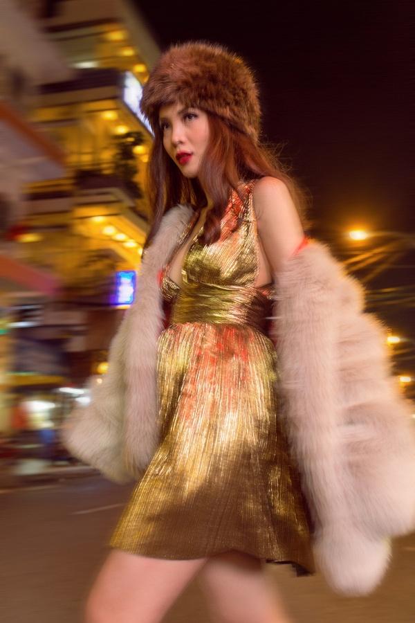 Team Yến Trang khoe street style chất lừ trước đêm thi đối đầu The Remix - Ảnh 9.