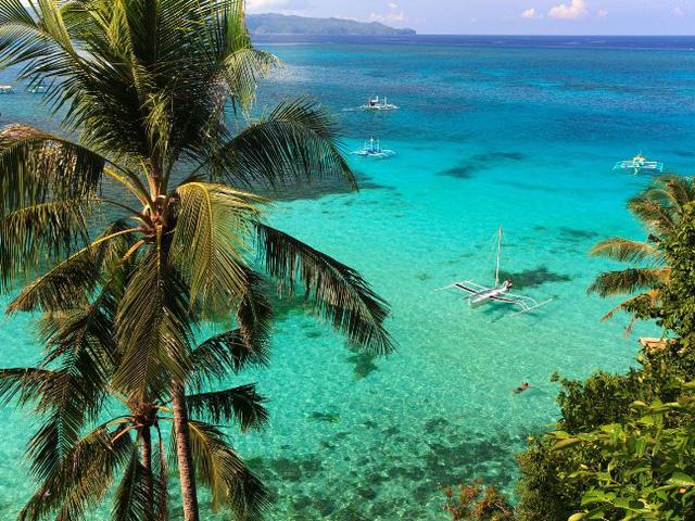 9 bãi biển nước trong nhất thế giới - Ảnh 9.