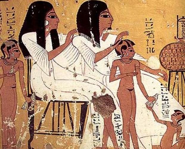 Điều lạ lùng về phụ nữ cổ đại ít ai biết tới - Ảnh 2.