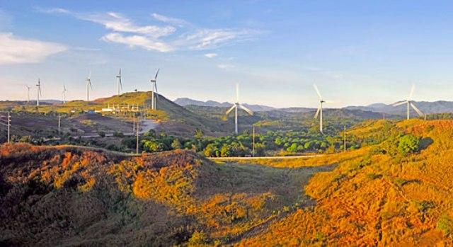Trang trại gió - Điểm du lịch mới ở Philippines - Ảnh 1.