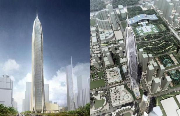 Chiêm ngưỡng những tòa nhà chọc trời cao nhất thế giới - Ảnh 3.