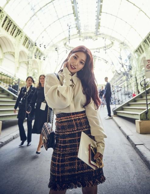 Park Shin Hye càng ngày càng xinh đẹp - Ảnh 2.