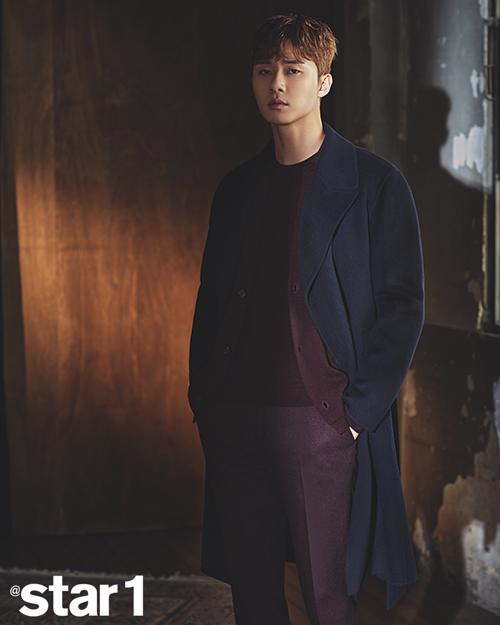 Mỹ nam Park Seo Joon lạnh lùng trên tạp chí - Ảnh 7.