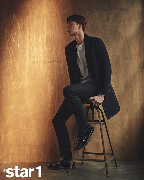 Mỹ nam Park Seo Joon lạnh lùng trên tạp chí - Ảnh 6.