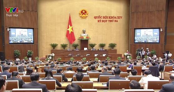 Toàn văn phát biểu khai mạc Kỳ họp thứ 3, Quốc hội khóa XIV của Chủ tịch Quốc hội Nguyễn Thị Kim Ngân - Ảnh 2.