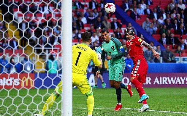 Cúp Liên đoàn các châu lục 2017: Ronaldo tỏa sáng, ĐT Bồ Đào Nha có chiến thắng đầu tiên - Ảnh 3.