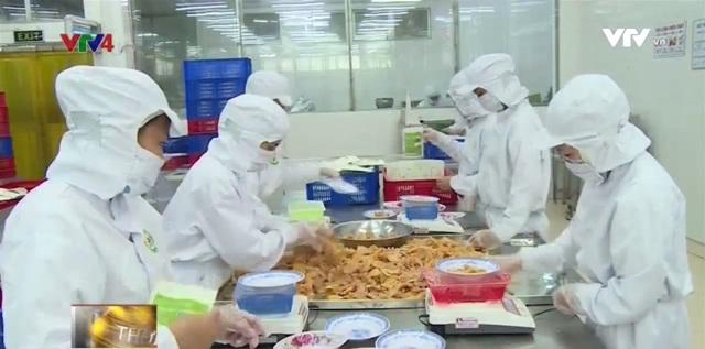 Xuất khẩu rau quả tiếp tục tăng mạnh
